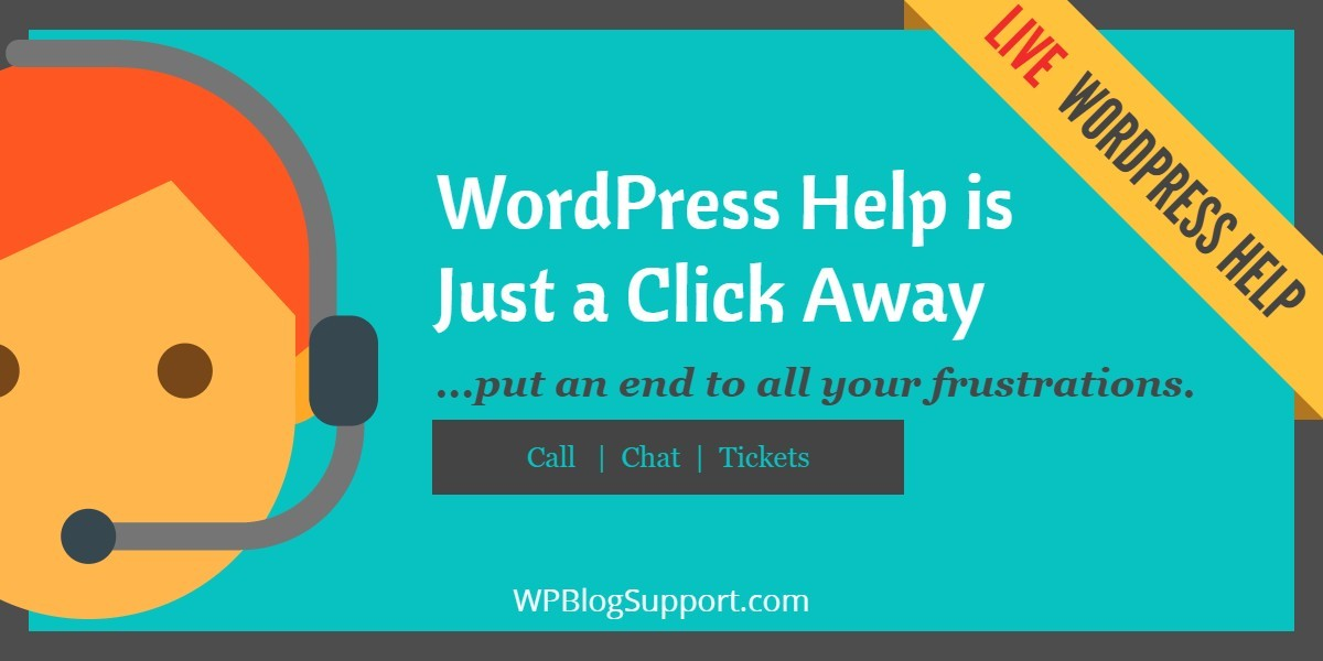 How to Get WordPress Help