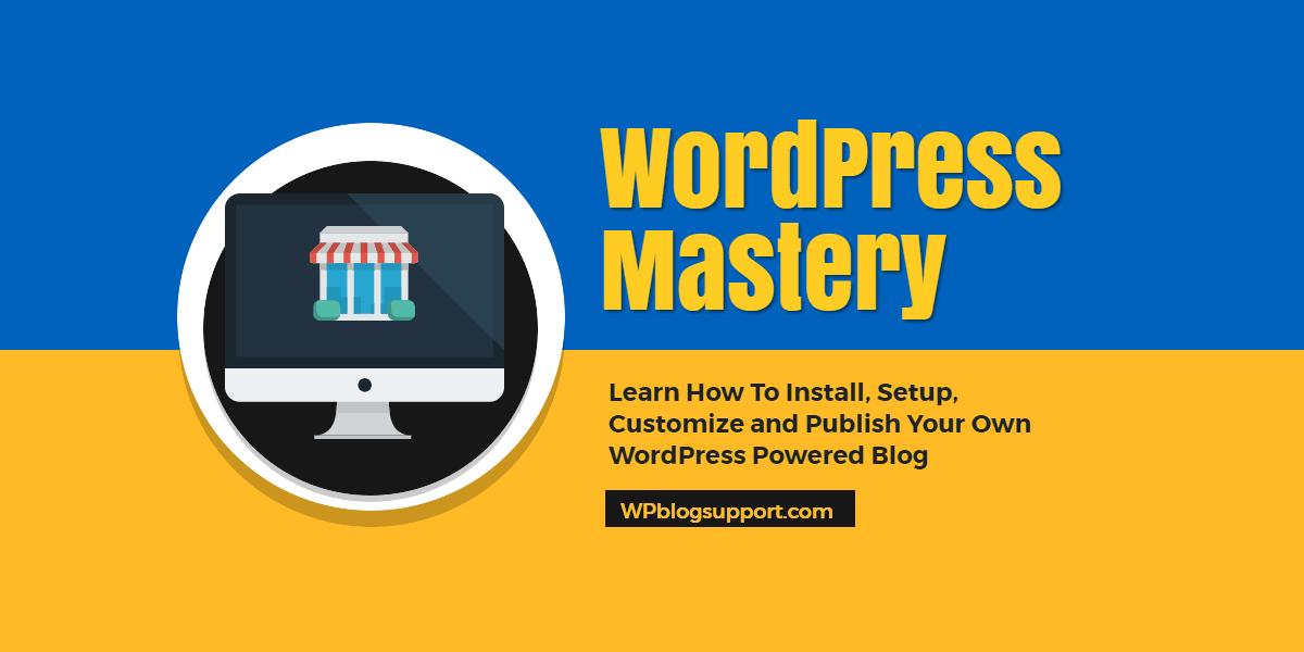 Learn WordPress Tutorials