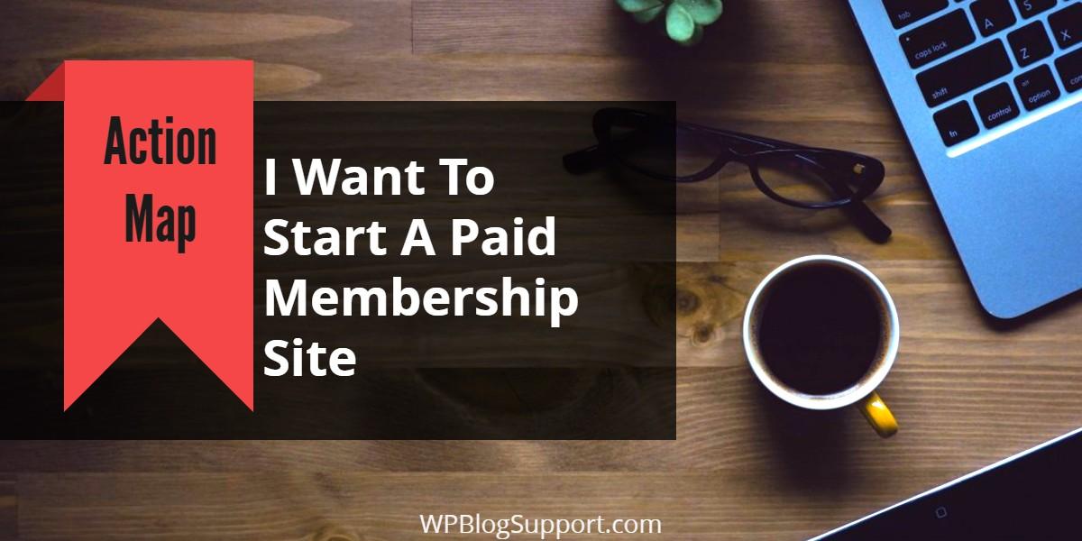 Paid Membership Site (1)