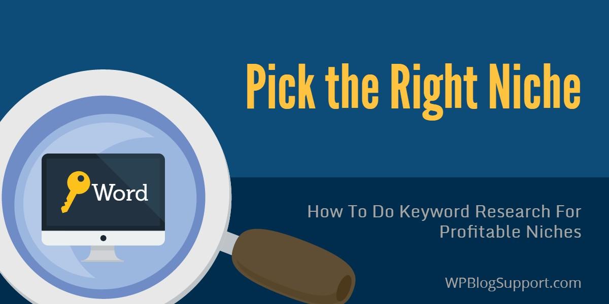 Pick the Right Niche (1)