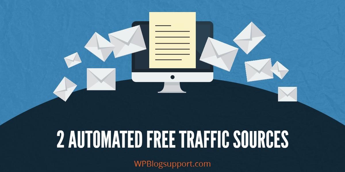 Free WordPress Traffic