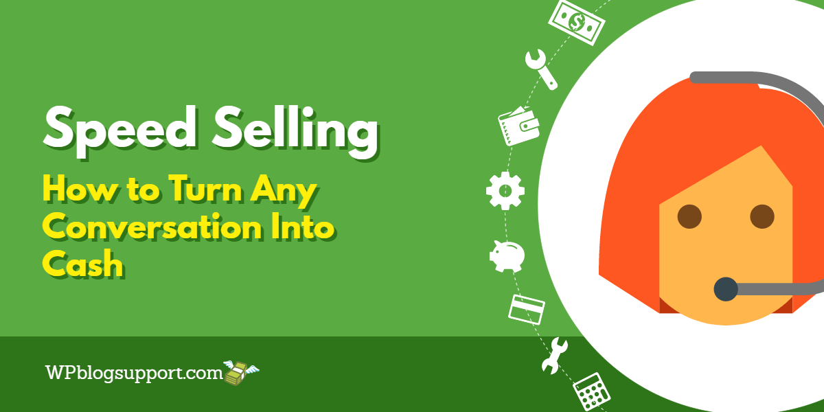 Learn How To Sell Fast