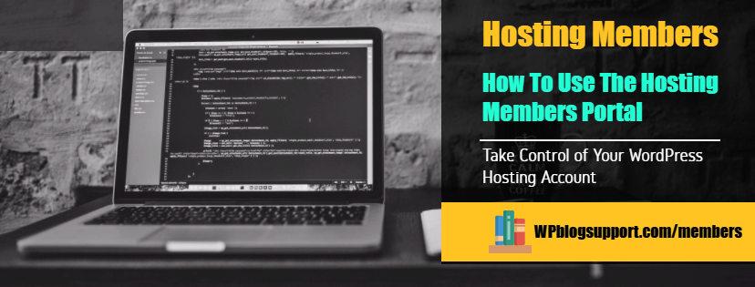 WordPress Hosting Portal